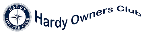 Hardy Owners Club logo