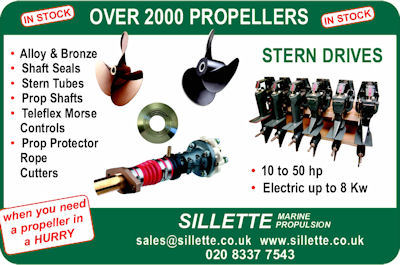 Sillette Marine Propulsion